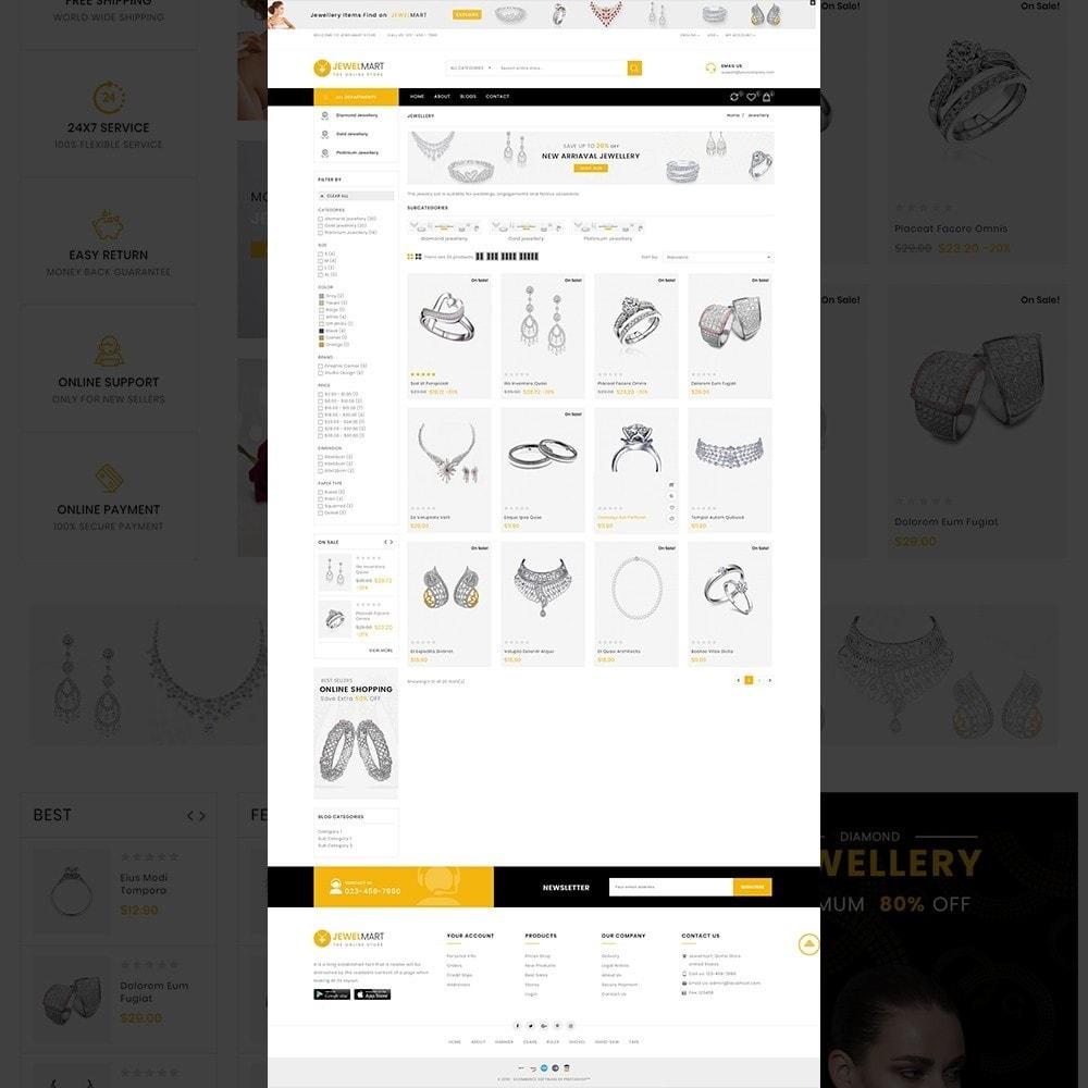 theme - Biżuteria & Akcesoria - Jewelmart– Multipurpose jewellery Store - 12