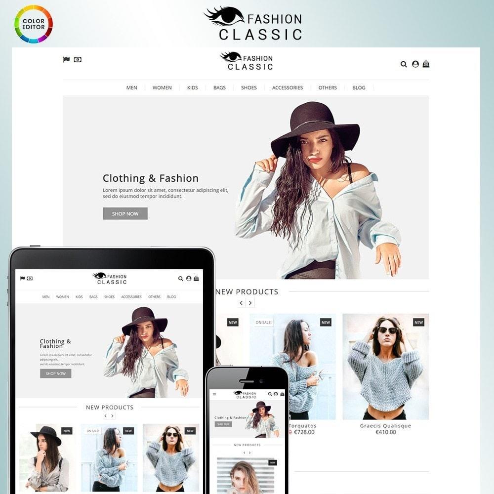 theme - Moda & Obuwie - Classic Fashion - 2