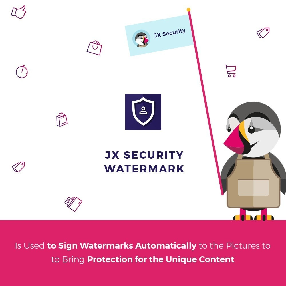 module - Security & Access - JX Security Watermark - 1