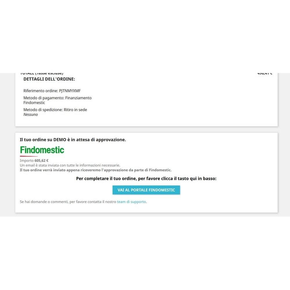 module - Inne środki płatności - Findomestic Payment - 13