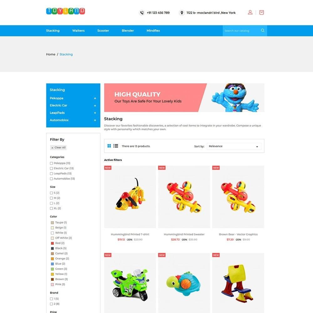 theme - Kids & Toys - Toyland - Toy Kids Store - 3