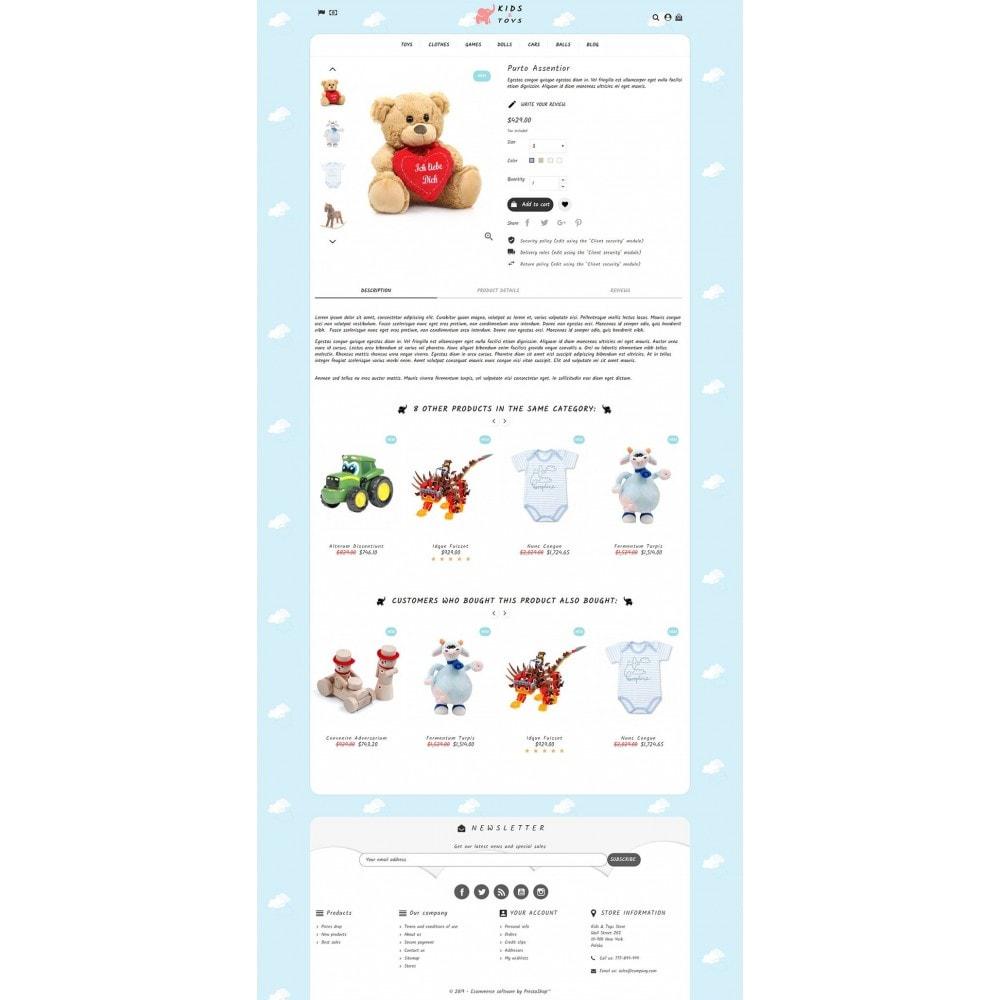 theme - Crianças & Brinquedos - Kids & Toys Store - 3
