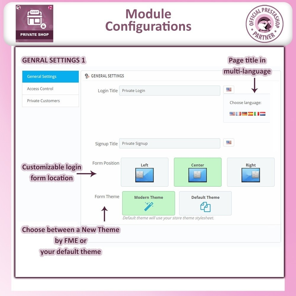 module - Flash & Private Sales - Private Shop - Login to See Products / Store - 9