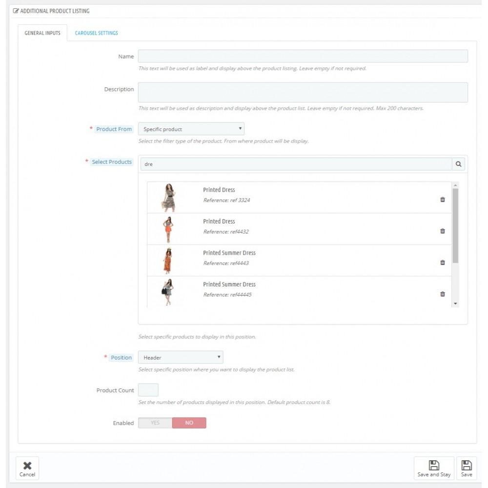 module - Marki & Producenci - Advanced Products Listing (list , Slider) - 19