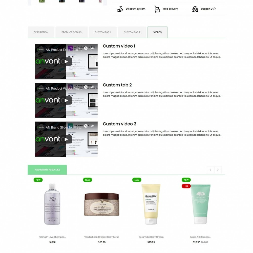 theme - Health & Beauty - Coleostefus Cosmetics - 9