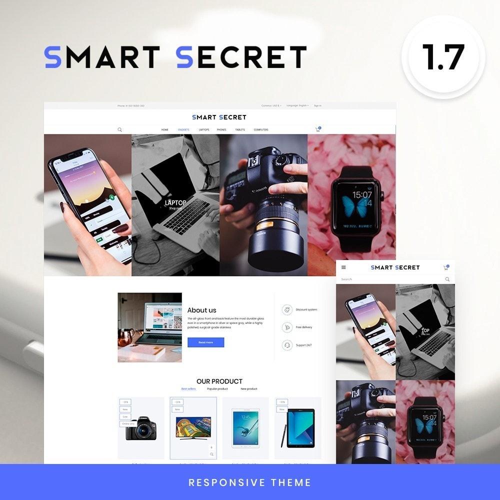 theme - Electronics & Computers - Smart secret- High-tech Shop - 1