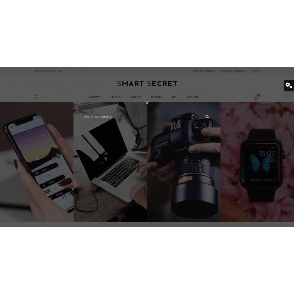theme - Electronics & Computers - Smart secret- High-tech Shop - 10