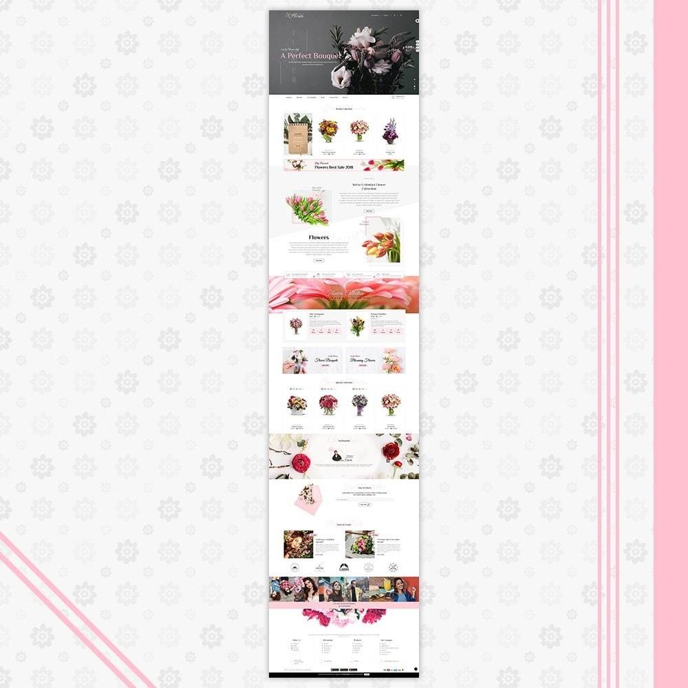 theme - Подарки, Цветы и праздничные товары - Flower Gift Store Template - 2