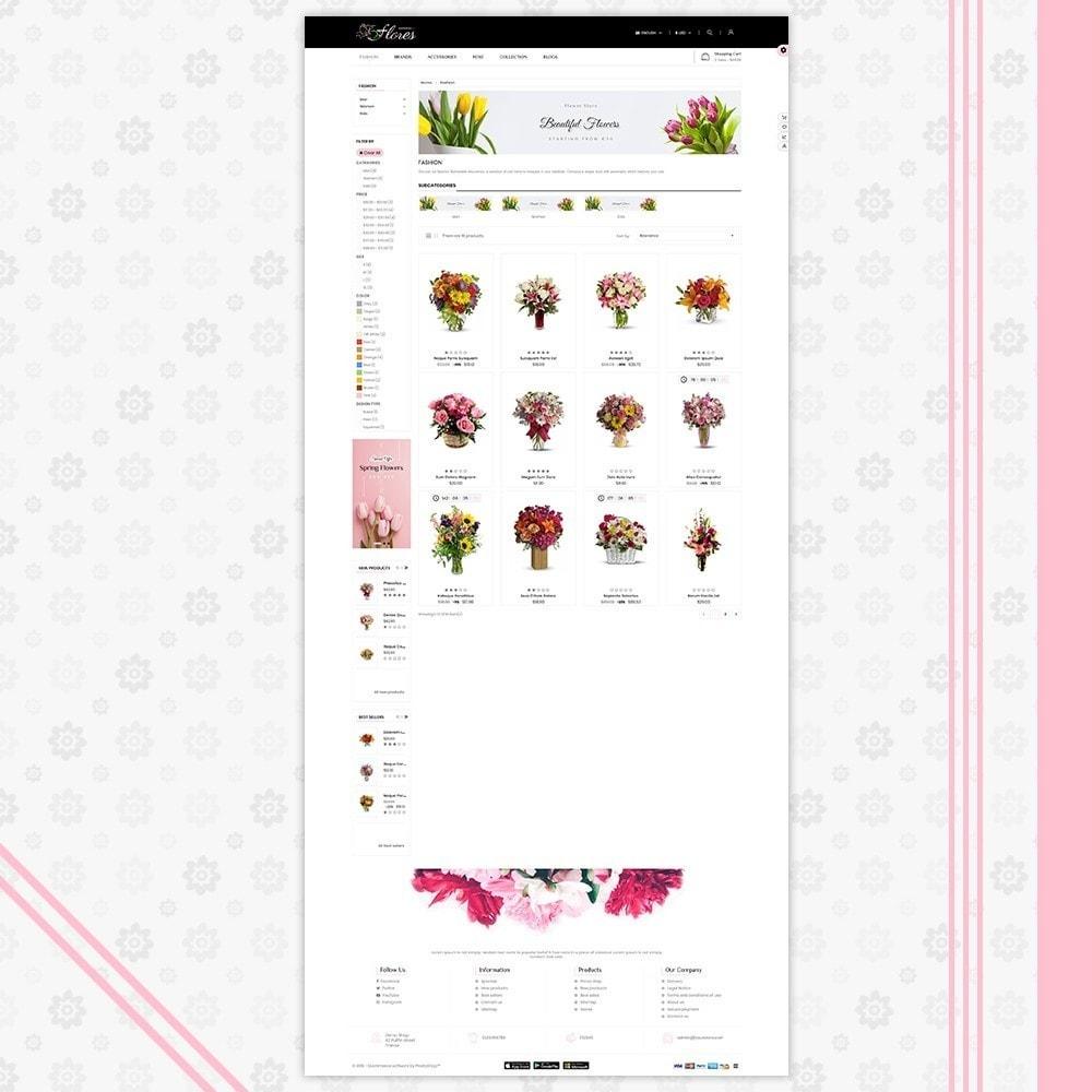 theme - Подарки, Цветы и праздничные товары - Flower Gift Store Template - 3