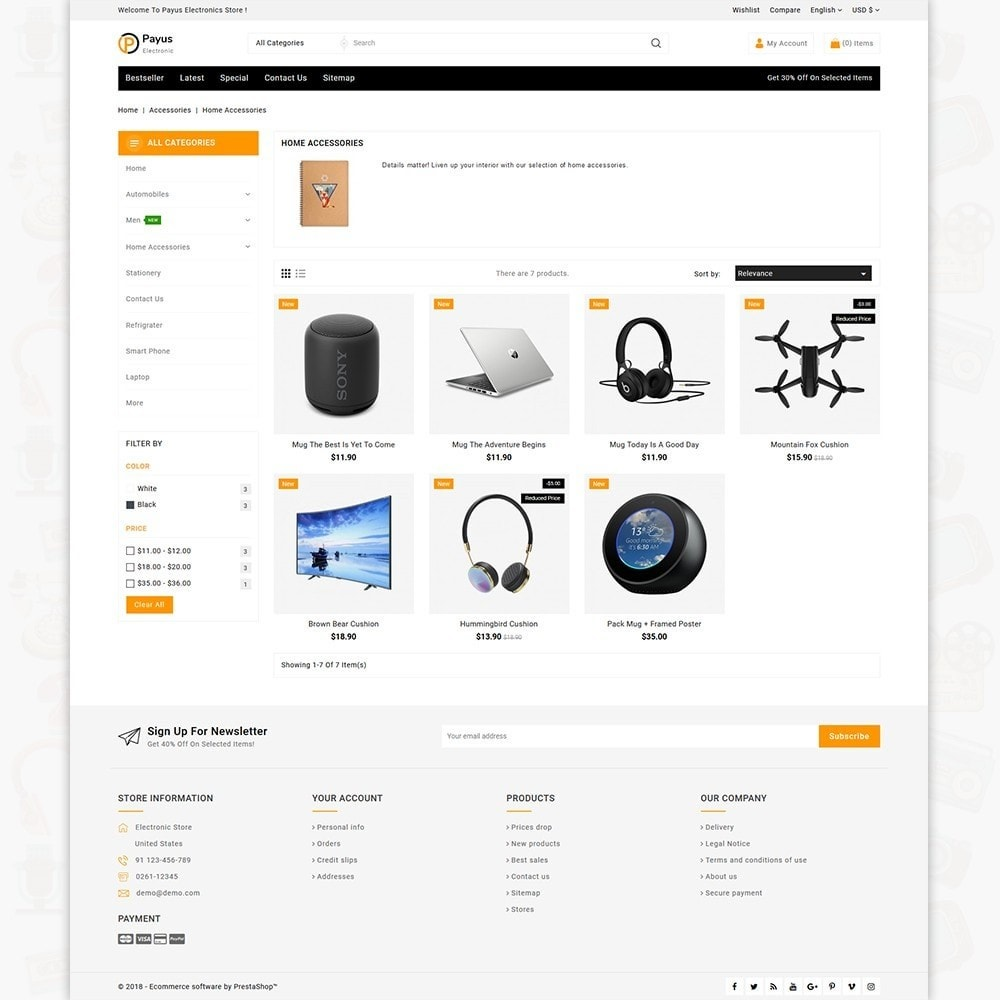 theme - Electronics & Computers - Payus - The Electronics Store - 3