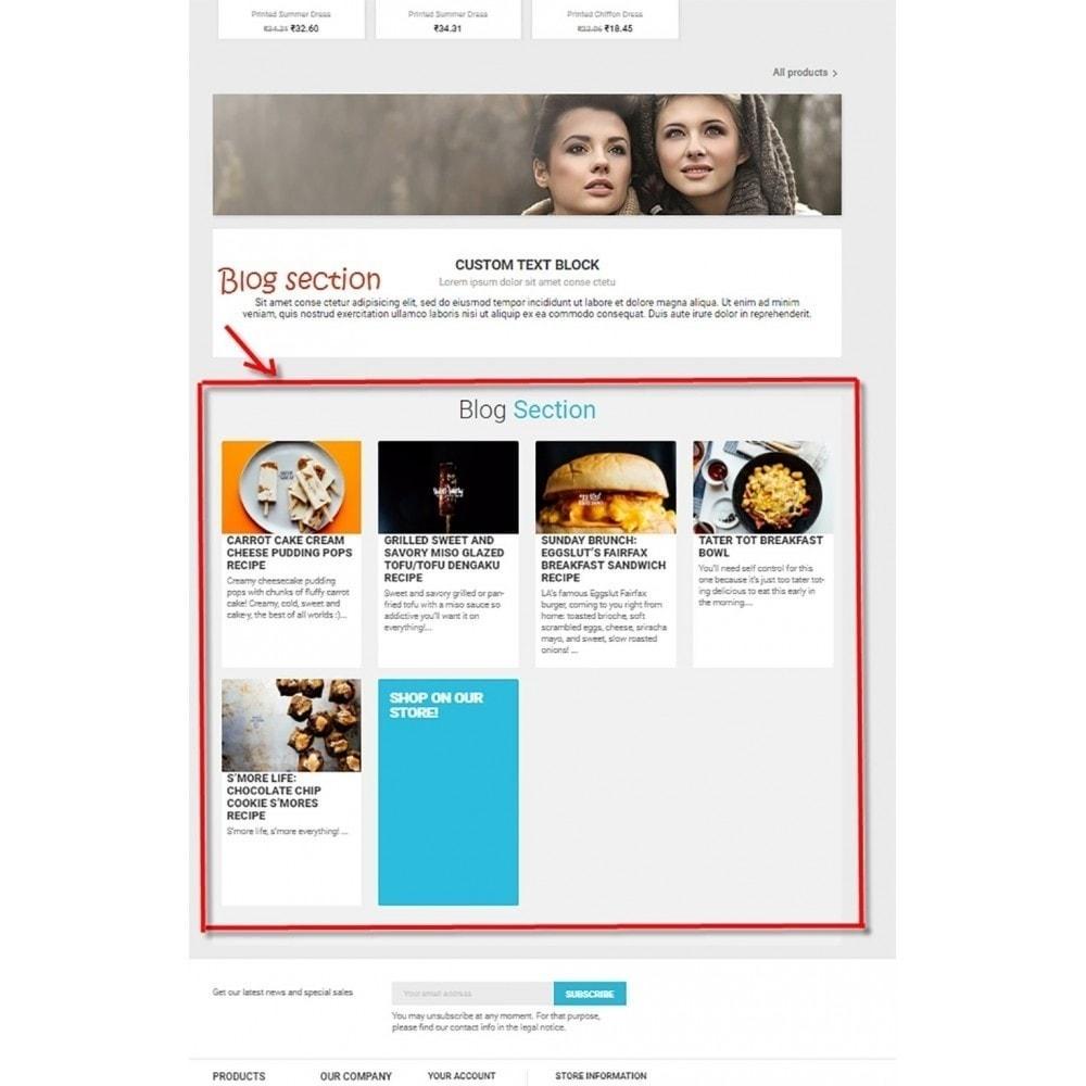 module - Blog, Forum & Actualités - Blog Advance puissant Seo - 11