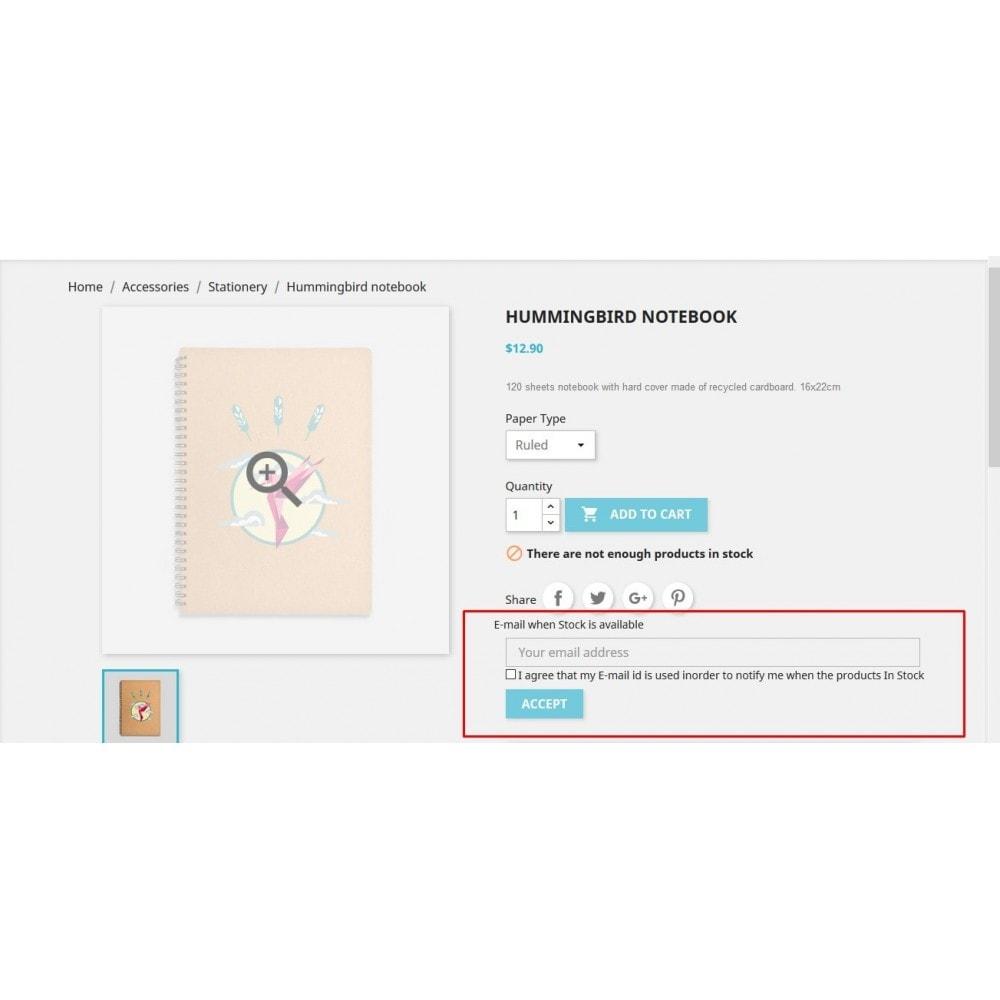 module - Altre informazioni & Product Tab - Ap Wait List Product - 4