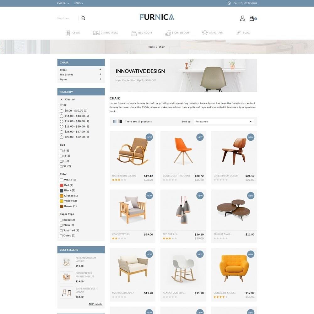 theme - Maison & Jardin - Furnica Furniture Shop - 3