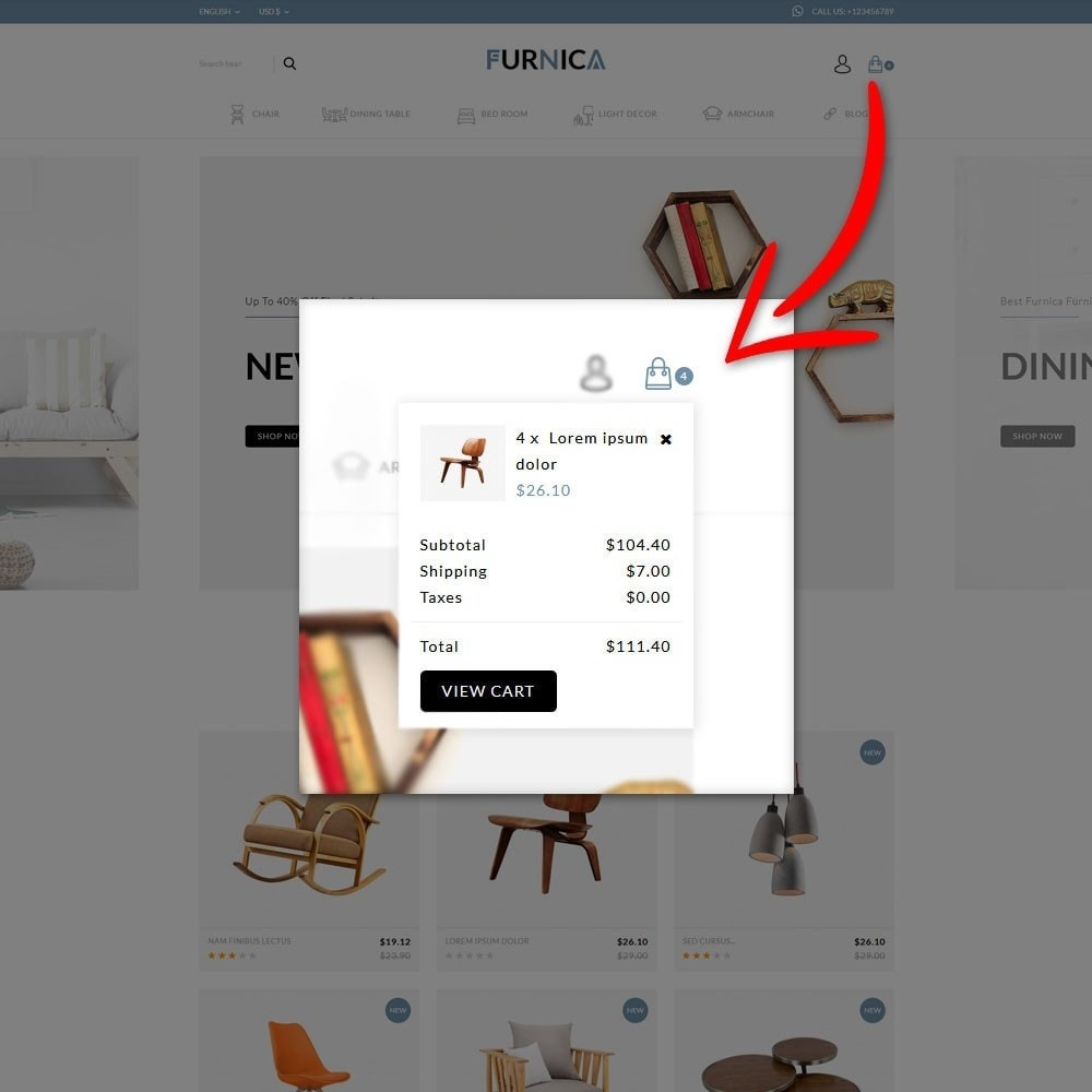 theme - Maison & Jardin - Furnica Furniture Shop - 7