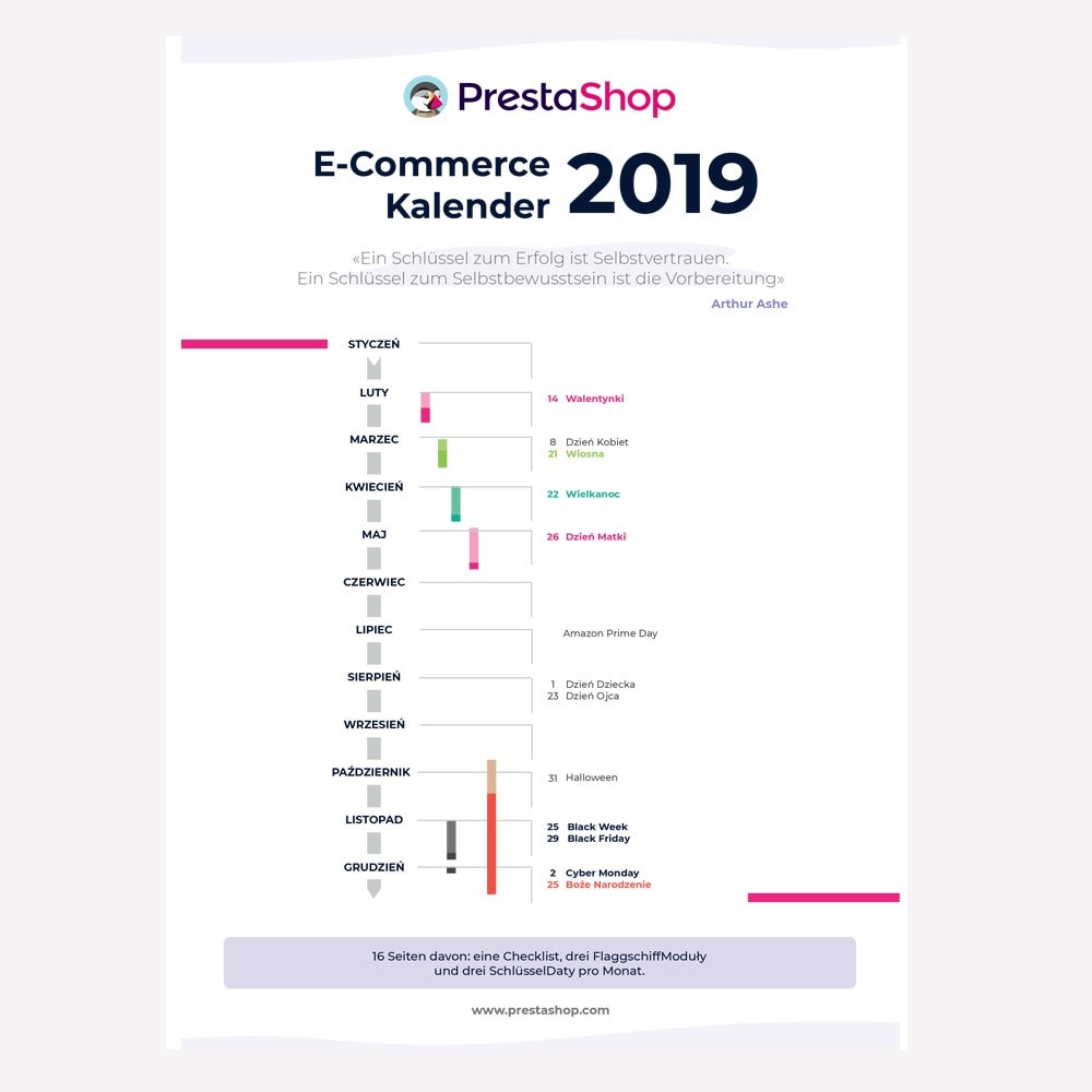 other - e-Commerce Calendar - Poland 2019 eCommerce Calendar - 1