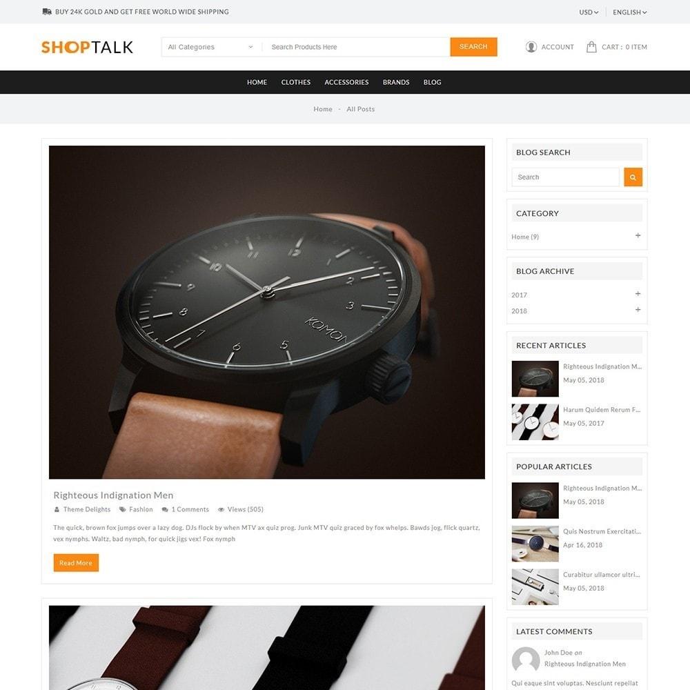 theme - Jewelry & Accessories - ShopTalk Watch Store - 8