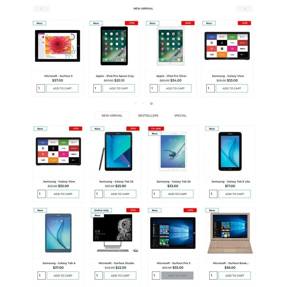 theme - Electronics & Computers - Axon - High-tech Shop - 3