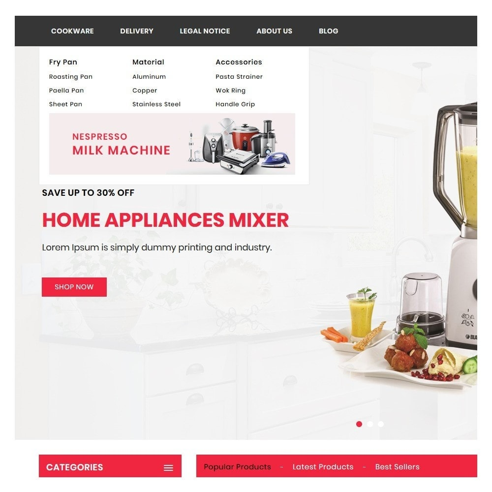 theme - Heim & Garten - Eureka Home Appliances - 7