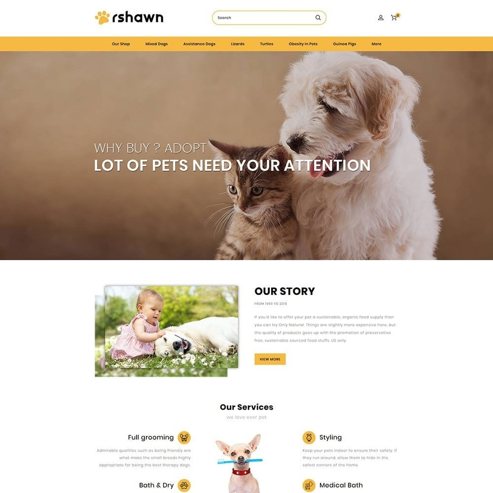 theme - Animali - Rshawn - The Pet Shop - 2