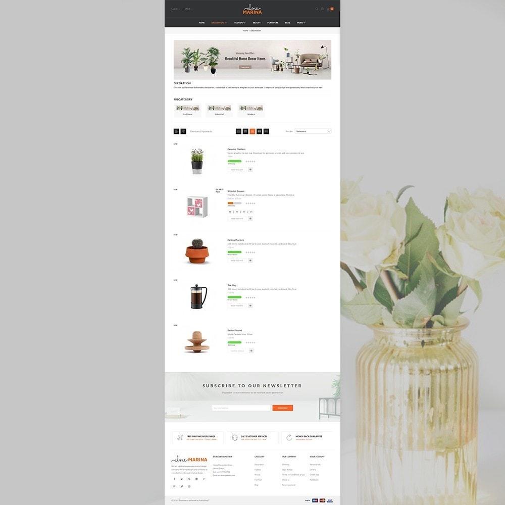 theme - Home & Garden - Marina Home Decor Furniture Store - 3