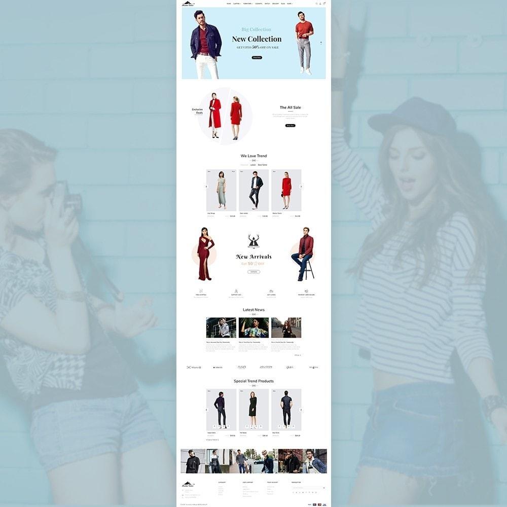 theme - Mode & Chaussures - Mountain Fashion Store - 2