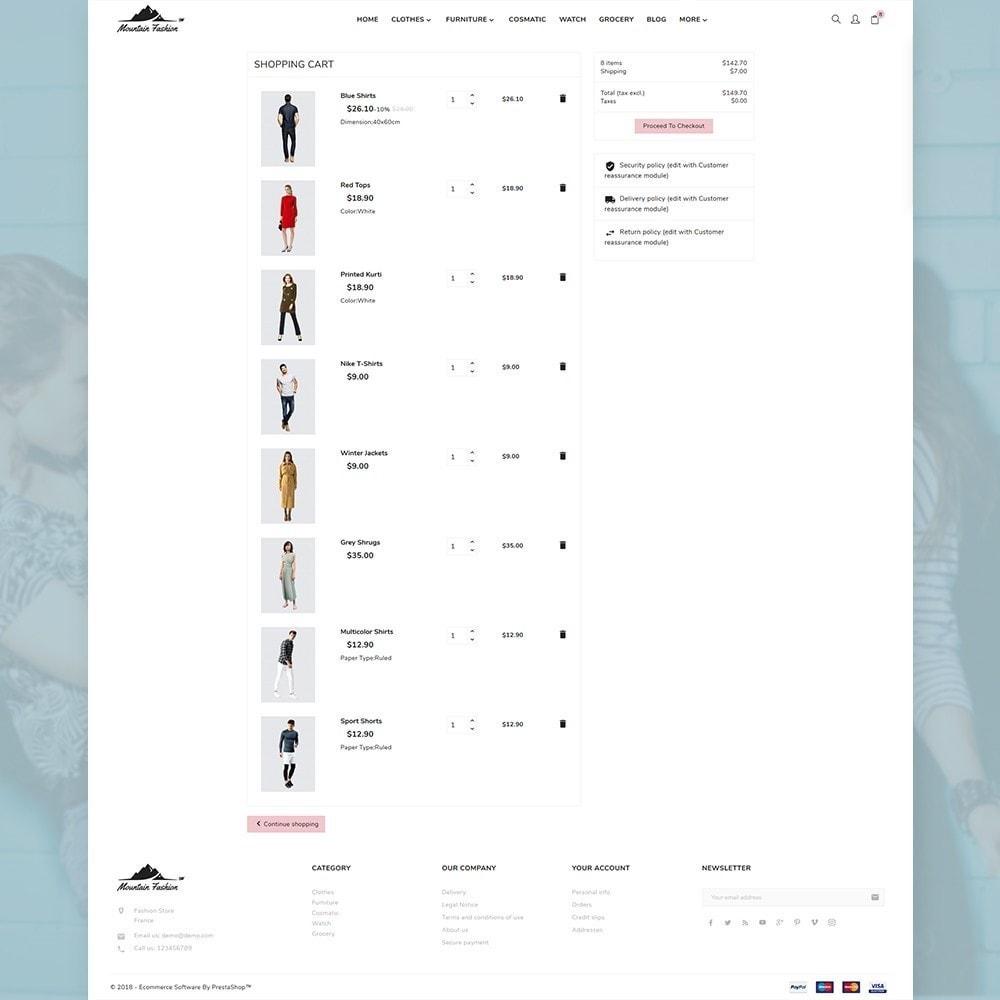 theme - Mode & Chaussures - Mountain Fashion Store - 5