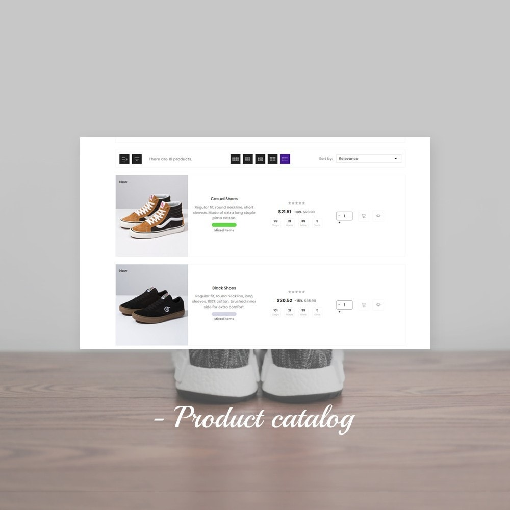 theme - Sport, Activiteiten & Reizen - Sneakers The Sport Shoes Store - 11