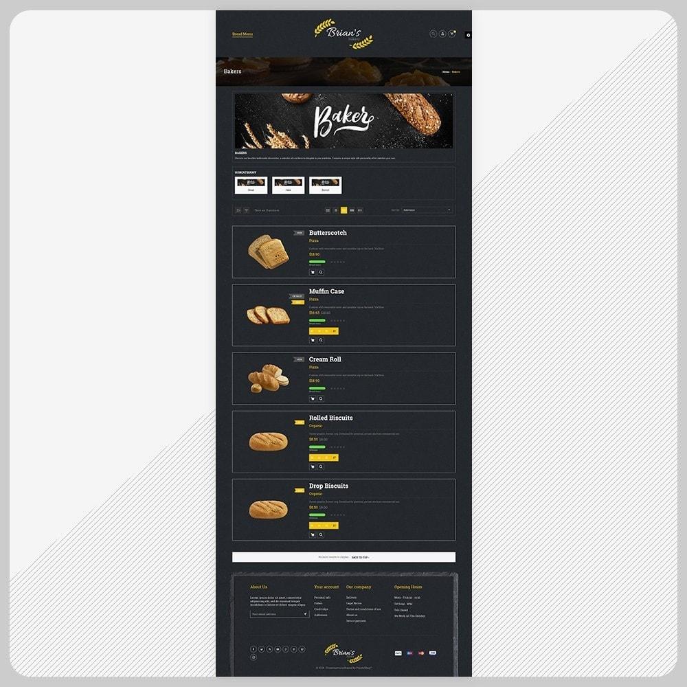 theme - Alimentos & Restaurantes - Giorgio Essen - Food Big Store - 3