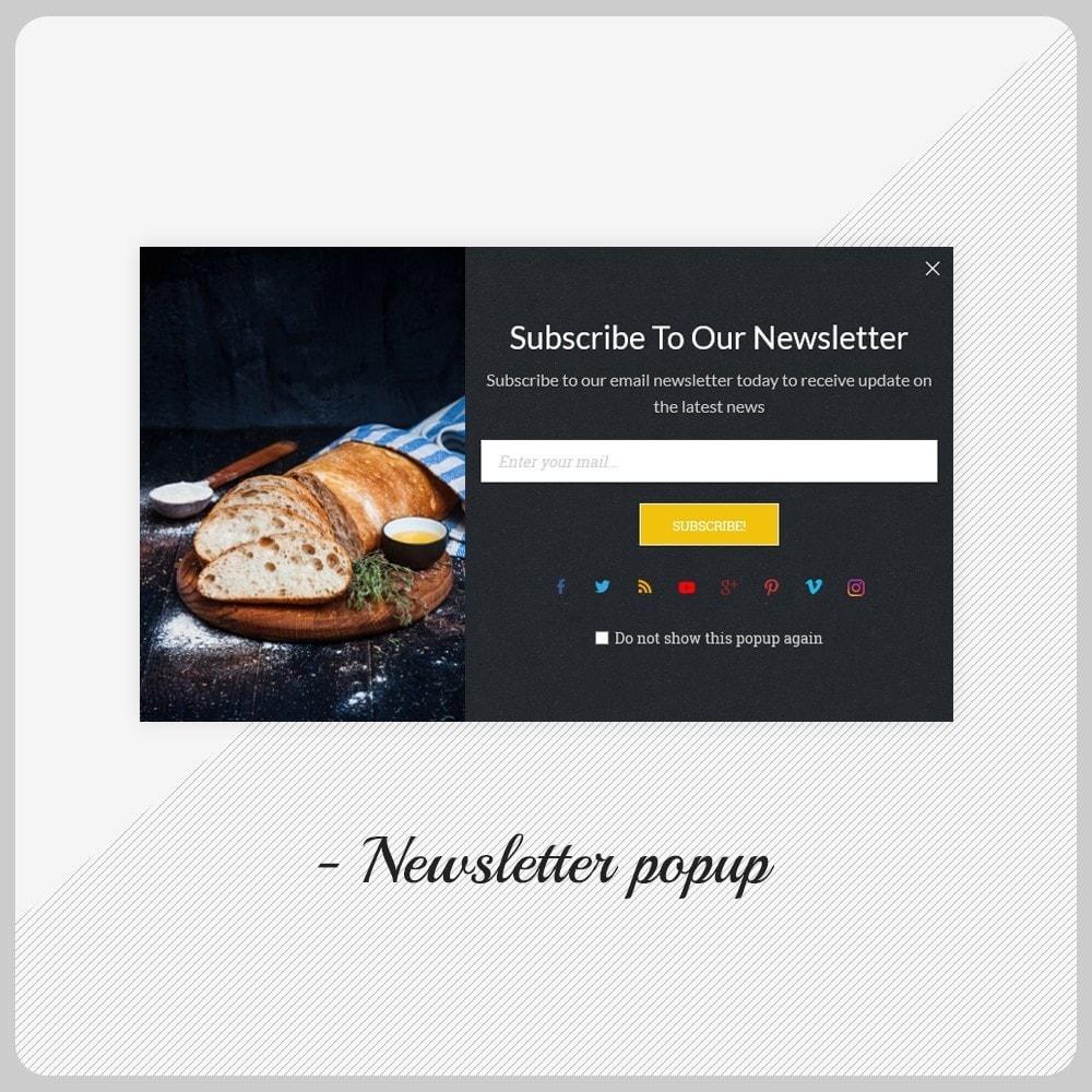 theme - Alimentos & Restaurantes - Giorgio Essen - Food Big Store - 10