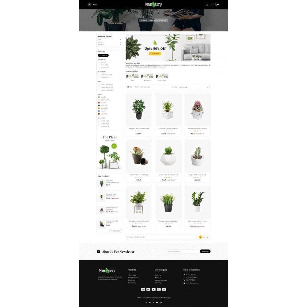 theme - Heim & Garten - Nursery Plant & Interior - 3