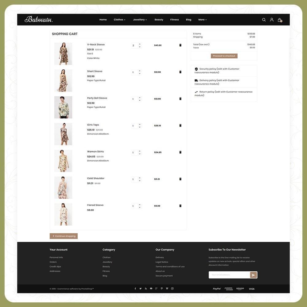 theme - Mode & Schuhe - Balmain Fashion Store - 5