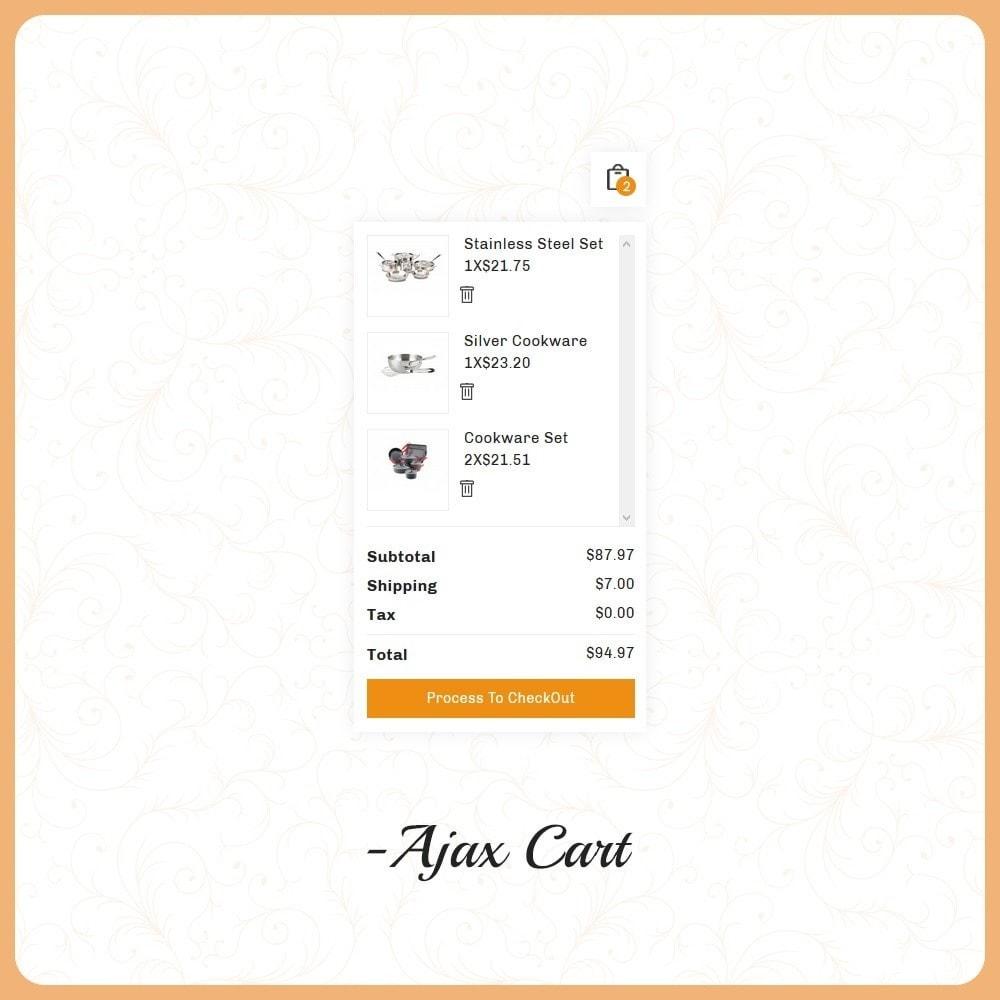 theme - Casa & Giardino - Tafal Kitchen Mega Store - 7