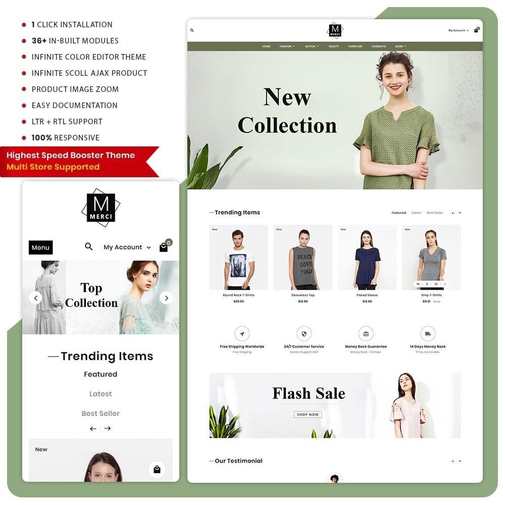 theme - Fashion & Shoes - Moda Merci - Fashion Big Mall - 1