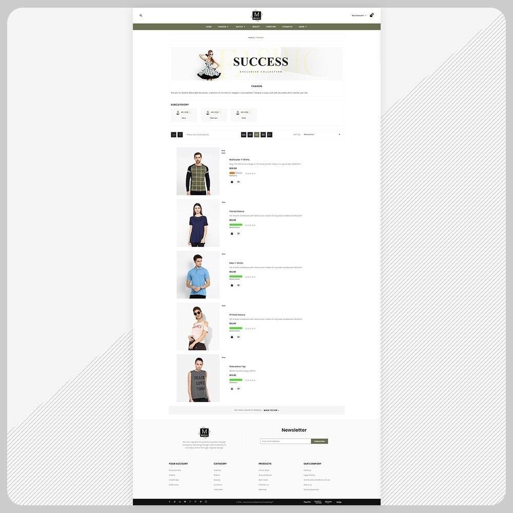 theme - Fashion & Shoes - Moda Merci - Fashion Big Mall - 3