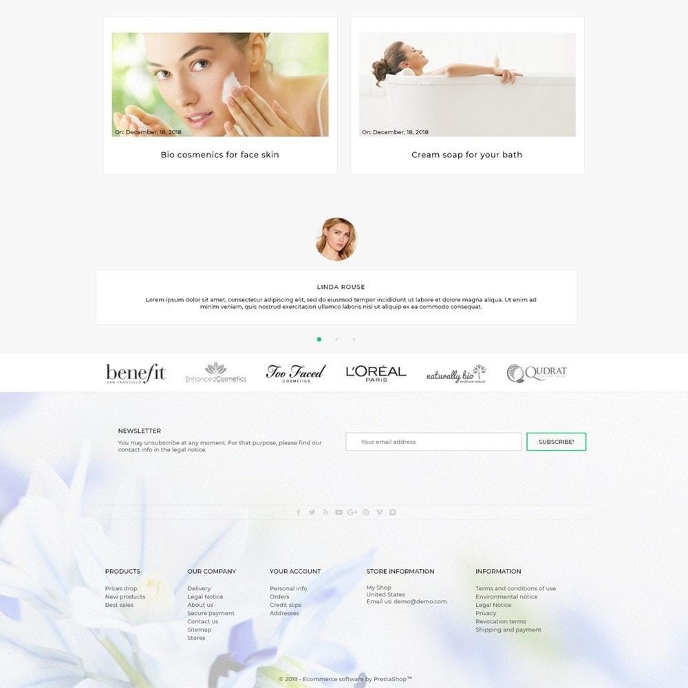 theme - Health & Beauty - Elizabeth Cosmetics - 4