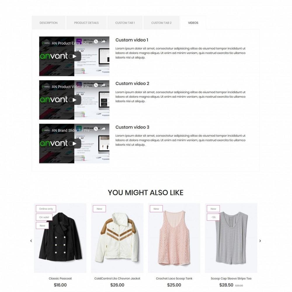 theme - Fashion & Shoes - Coquette Fashion Store - 9