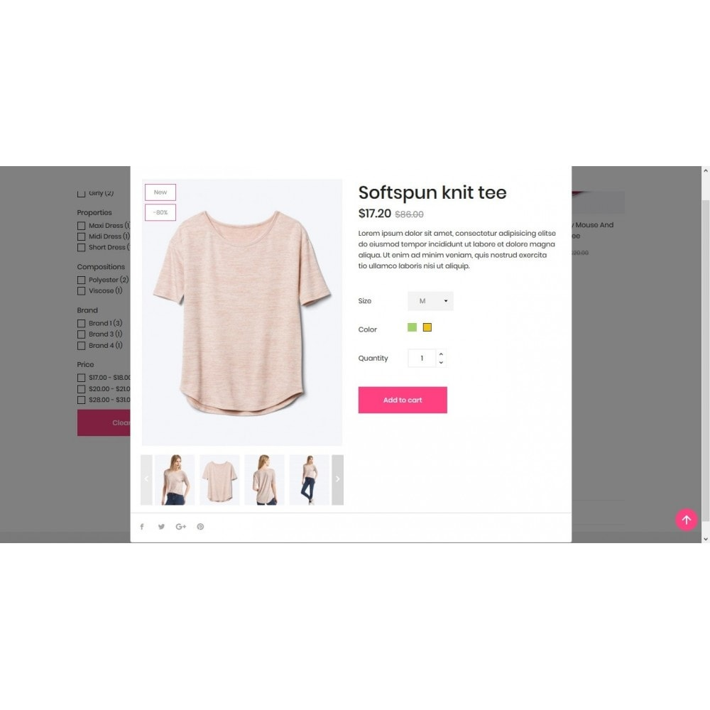 theme - Fashion & Shoes - Coquette Fashion Store - 11