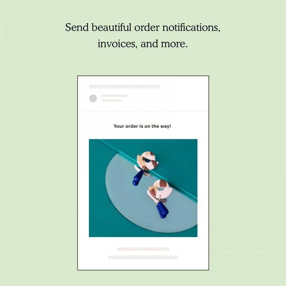 module - Newsletter & SMS - Mailchimp - 1