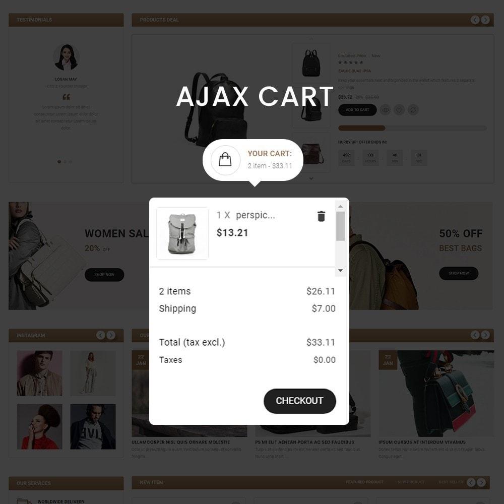 theme - Fashion & Shoes - Bags Craft - Multiporpose Mega Bag Store - 5