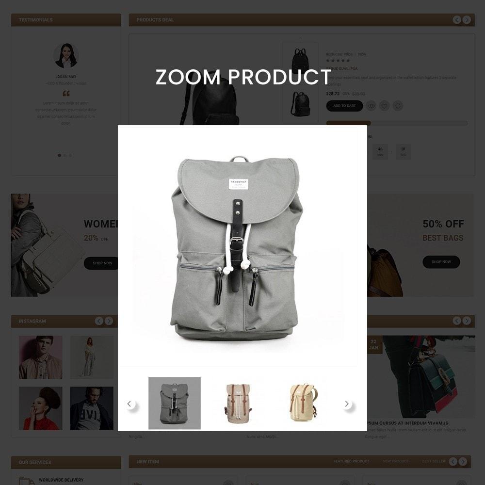 theme - Fashion & Shoes - Bags Craft - Multiporpose Mega Bag Store - 9