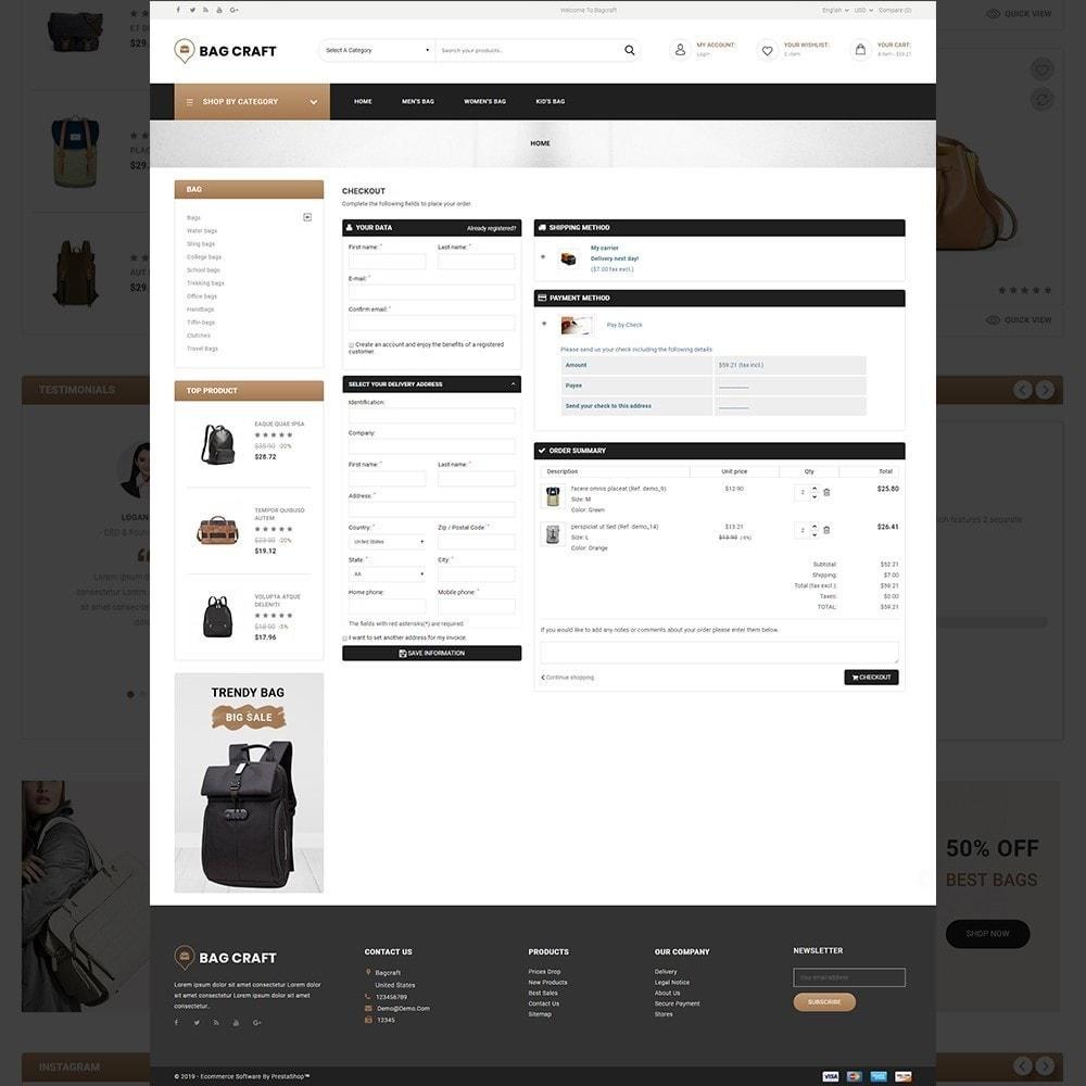 theme - Fashion & Shoes - Bags Craft - Multiporpose Mega Bag Store - 10