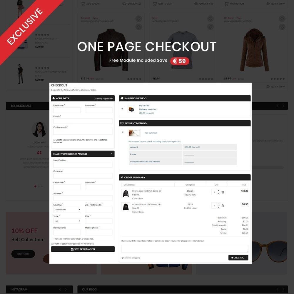 theme - Fashion & Shoes - Fashion Craft - Multipurpose Mega Fashion Store - 2
