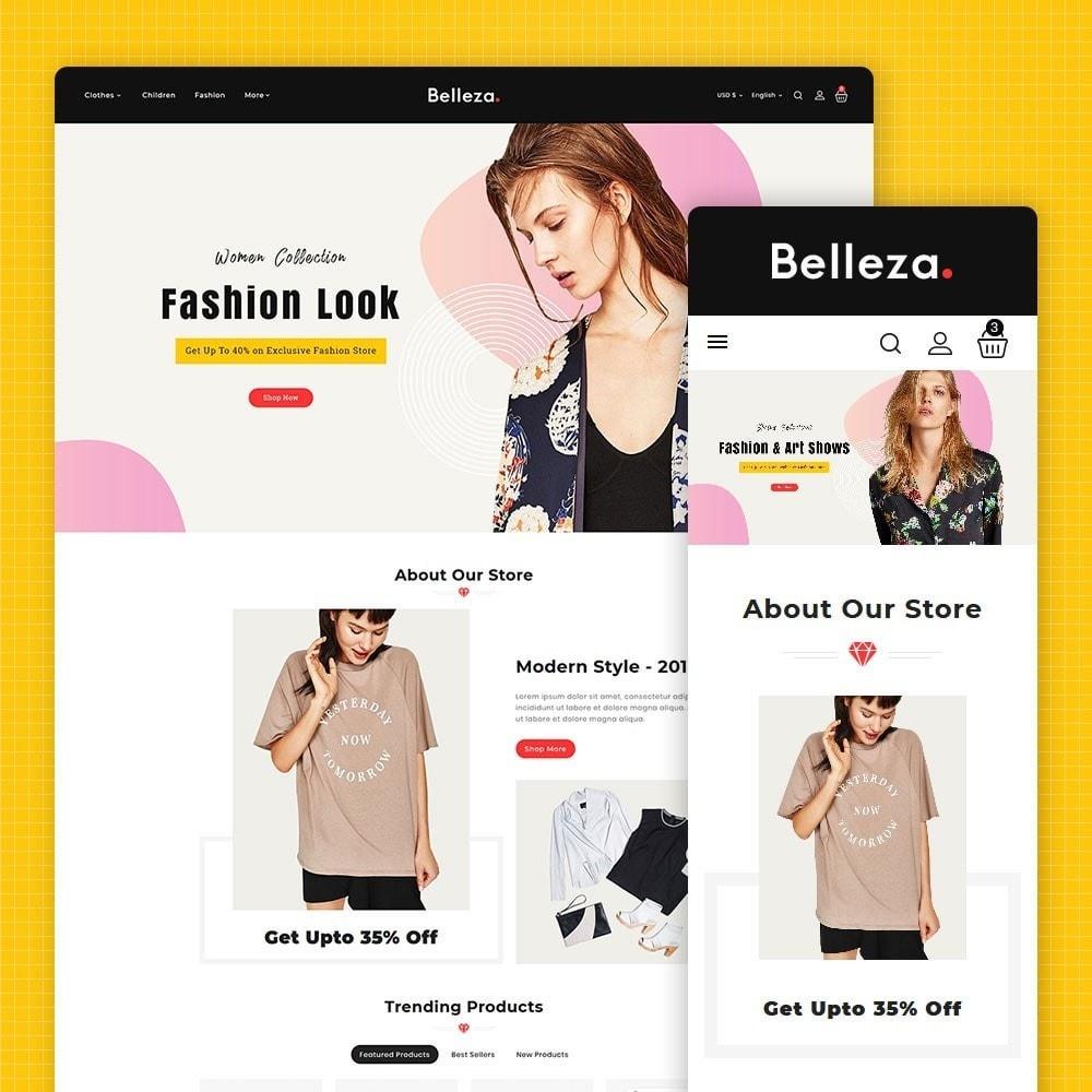 theme - Mode & Schuhe - Belleza - Fashion Apparels - 1