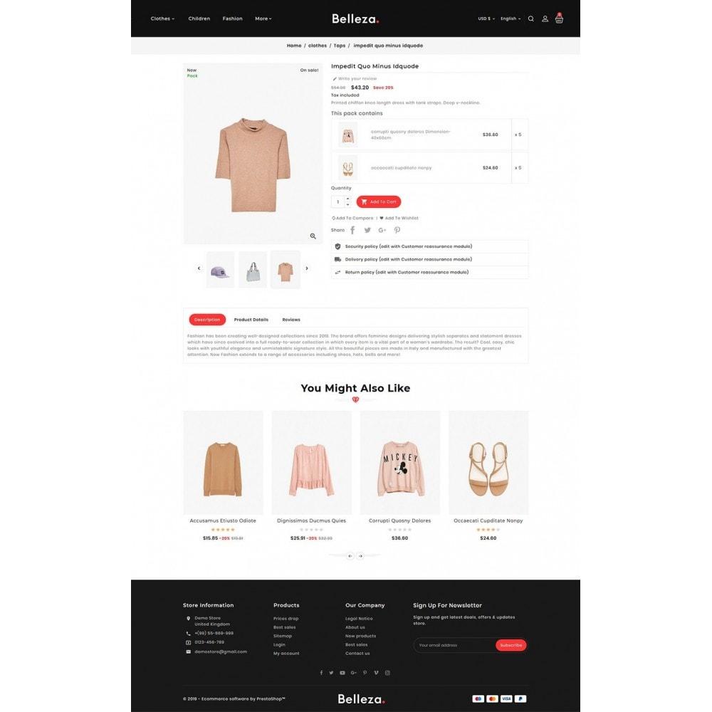 theme - Mode & Schuhe - Belleza - Fashion Apparels - 5