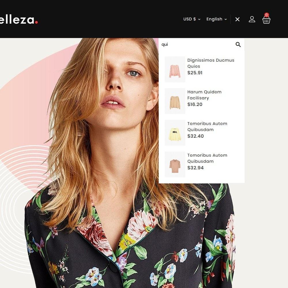 theme - Mode & Schuhe - Belleza - Fashion Apparels - 9
