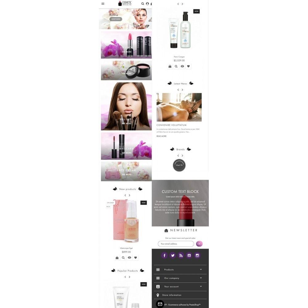 theme - Zdrowie & Uroda - Cosmetic & Healthy - 5