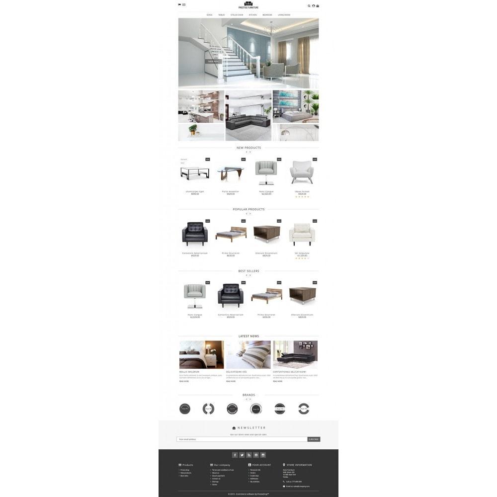 theme - Dom & Ogród - Prestige Furniture - 2