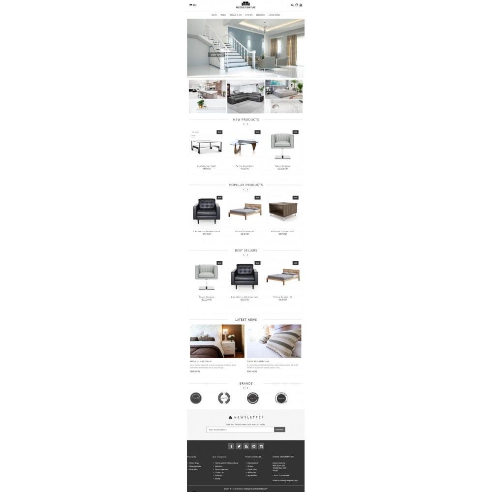 theme - Dom & Ogród - Prestige Furniture - 4