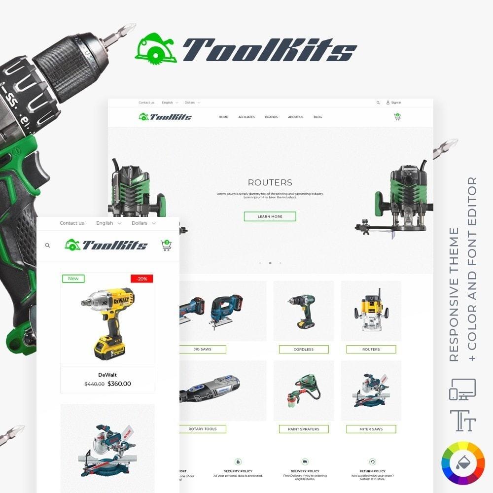 theme - Electronics & Computers - ToolKits - 1