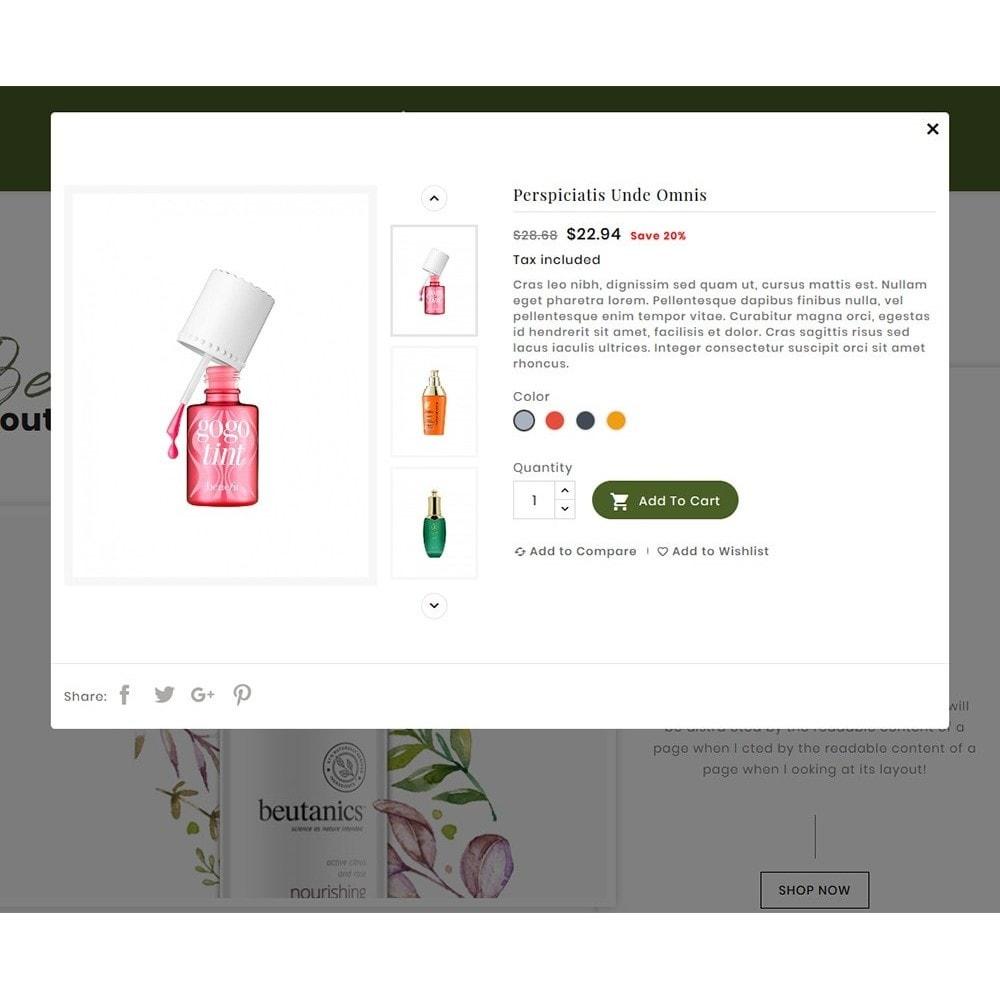theme - Zdrowie & Uroda - Beautico Cosmetics Shop - 8